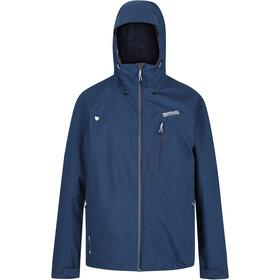 Regatta Birchdale Waterproof Shell Jacket Men dark denim